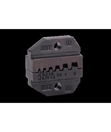 Номерные матрицы МПК-02 (КВТ)