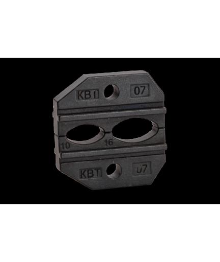 Номерные матрицы МПК-07 (КВТ)