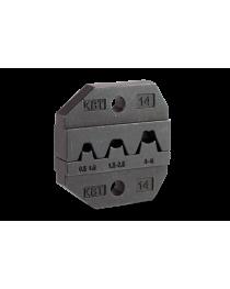 Пресс-клещи (кримперы) CTB-14 (КВТ)