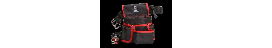 Монтажные сумки, пояса и перчатки